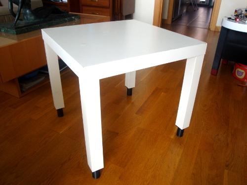 nuevas patas imprimibles para la mesa de ikea