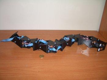 Robot Hypercube