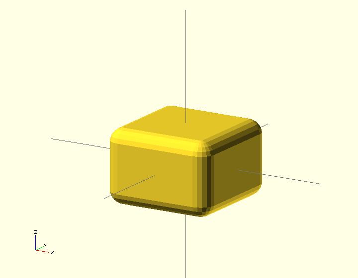 Diseño De Piezas Con Openscad Ii Wikirobotics