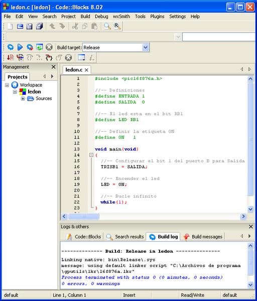Archivo:Pantallazo-codeblocks-ledon-windows.png